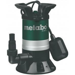 Metabo PS 7500 S ponorné čerpadlo pro znečištěnou vodu