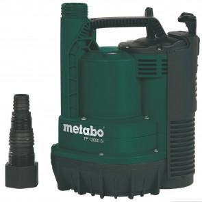 Metabo TP 12000 SI Ponorné čerpadlo s plošným sáním
