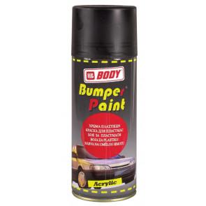 BUMPER PAINT sprej 400ml černý